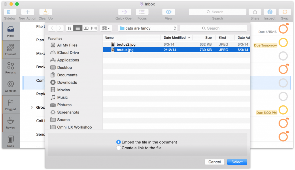 Task Manager for Mac