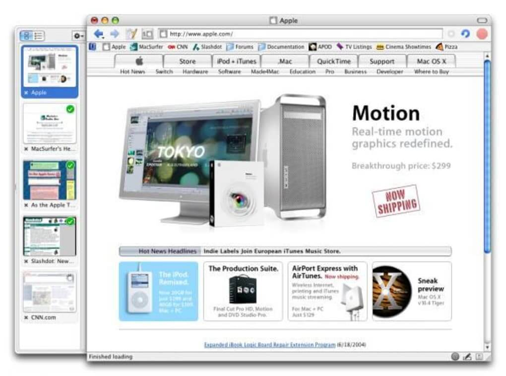 Browser for Mac