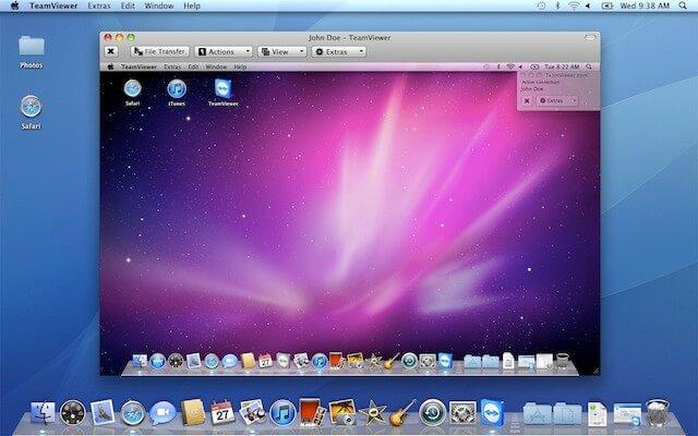TeamViewer for Mac